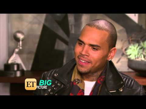 Chris Brown Talks Rihanna Friendship  'We're Just Having Fun'