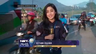 Video NET.MUDIK 2018- Live Report, Arus Mudik Di Nagrek Mulai Padat MP3, 3GP, MP4, WEBM, AVI, FLV Januari 2019