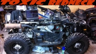 4. 2011 Polaris sportsman 500