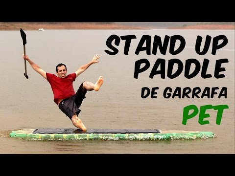 pet - Aprenda fazer pranchas de stand up paddle usando garrafas PET! + Navegue num barco de papelão: http://goo.gl/cIVWXU + Naufrague num barco de origami: http://...