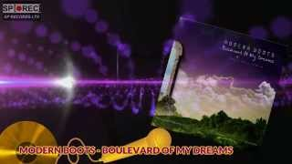 Modern Boots - Boulevard Of My Dreams PROMO VEDEO CD ALBUM 2014 SP Records