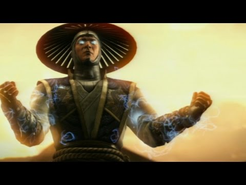 Mortal Kombat X - Raiden Revealed