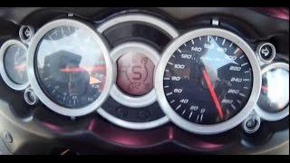 8. Suzuki Hayabusa 09 GSXR1300R - Top Speed