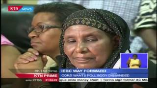 KTN Prime Full Bulletin 25th May 2016 - IEBC Way Forward