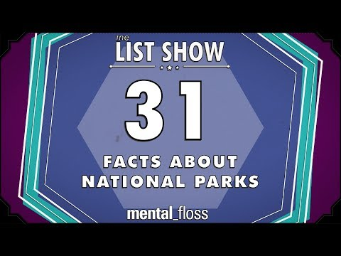 31 Fascinating Facts About US National Parks