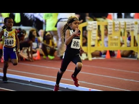 Toro Ellinger 800m Run 7/8 Division Maryland Nationals Championships