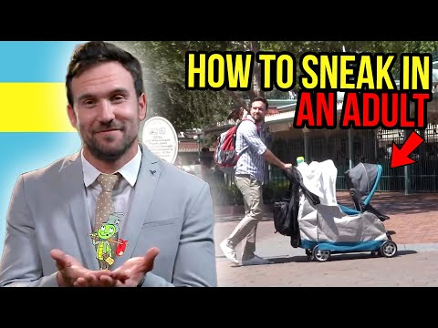 HOW TO SNEAK IN!  Well Worth the Watch.  (some NSFW Language)