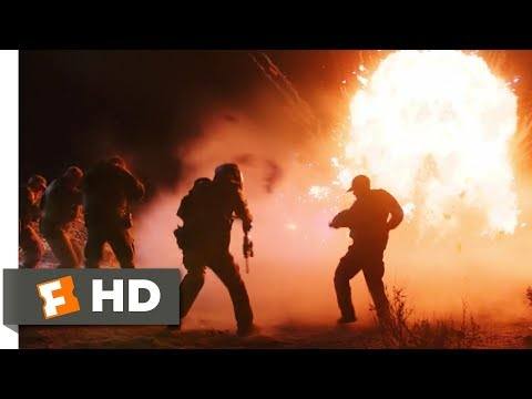 Sicario: Day Of The Soldado (2018) - Border Bombing Scene (1/10) | Movieclips