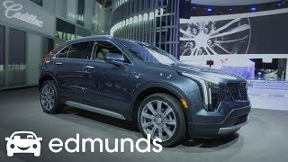 8. 2019 Cadillac XT4 | First Look | Edmunds