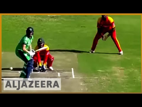 🇿🇼 Zimbabwe cricket team closing in on a world cup place | Al Jazeera English