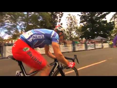 FKG Tour of Toowoomba - Stage 5 video highlights