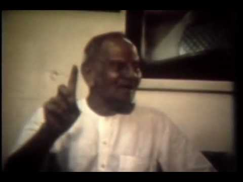Nisargadatta Maharaj: No Effort Required or Desired