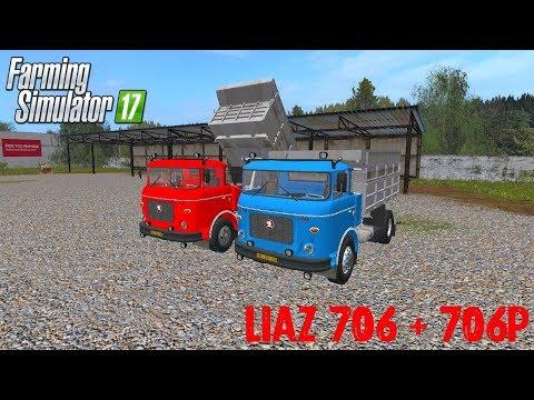 LIAZ 706 + 706P v2.0