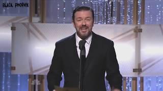 Video Ricky Gervais Mono-Open Golden Globes 2010-2011-2012 MP3, 3GP, MP4, WEBM, AVI, FLV Juli 2018