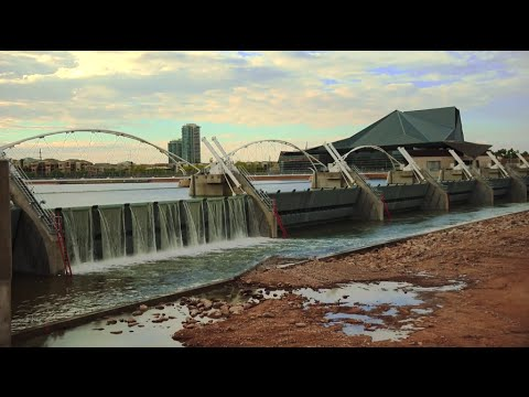 Tempe Town Lake Dam Replacement: Flood Proof Clean Water Supply in the Desert