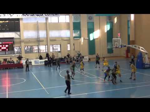 Финал Кубка Казахстана по баскетболу 2013. 'Астана'-'Барсы' (84:77)