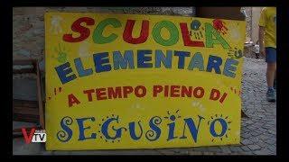Festa di fine anno scolastico a Stramare di Segusino