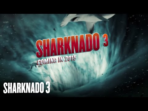 Sharknado 3: Oh Hell No! (Teaser)