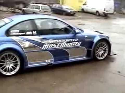 Most wanted tuning bmw фото