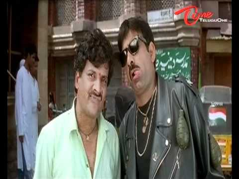 Prakshraj-raviteja comedy scene from khadgam