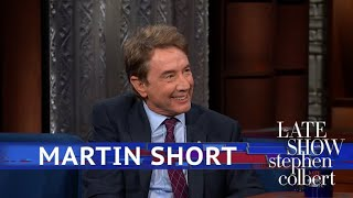 Martin Shorts Roast Of Stephen Colbert