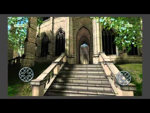 Video of Sky Castle 3D Graphics Demo