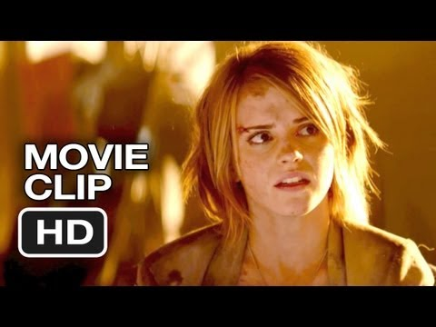 This Is the End Movie CLIP - Zombie Invasion (2013) - James Franco Movie HD Video