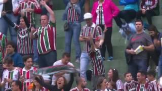 Confira os gols do empate entre Coxa e Fluminense no Alto da Glória, narração do Locutor emoção do Rádio Brasileiro, Moura...