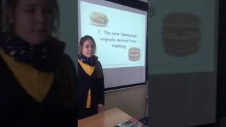 Donata and Medeina 6C Presentation about Germany for the European Day of Languages