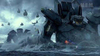 Nonton Pacific Rim  2013    Final Battle   Pure Action   Part 1 1080p  Film Subtitle Indonesia Streaming Movie Download