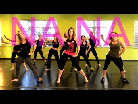 """Na Na"" By Trey Songz.  SHiNE DANCE FITNESS"