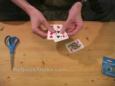 Learn Magic Tricks 3 Card Monte Magic Trick Revealed