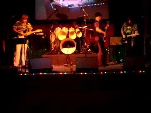 The Glam Band rock the Treasury Casino Brisbane