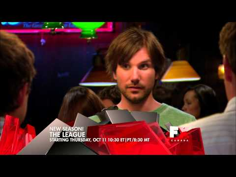 THE LEAGUE 15 SEC PROMO FX CHANNEL CANADA