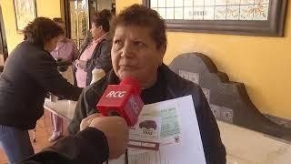 Ciudadanos cumplen con el pago de impuesto predial en Ramos Arizpe
