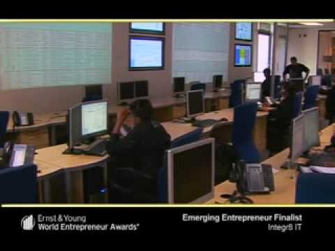 Integr8 Group Ernst & Young Award