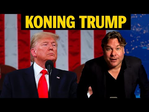 Koning Trump Jensen