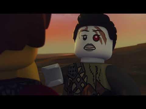 LEGO NINJAGO Season 9 - Episode 89: The Gilded Path