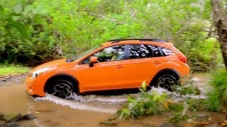 2013 Subaru XV Crosstrek First Test Drive With Charlie Romero By RoadflyTV