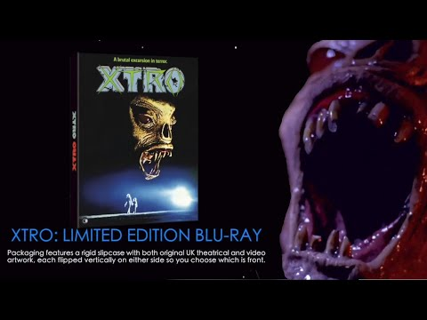 XTRO Official Trailer (2018) 1982 Horror Cult Classic Now In HD