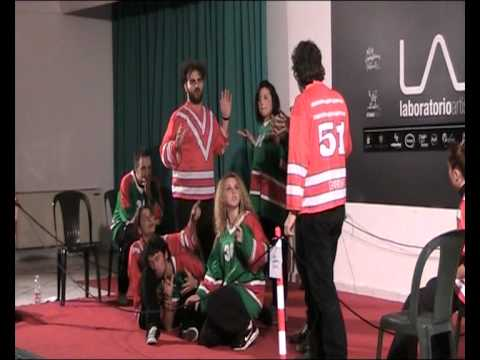 Match di Improvvisazione Teatrale - Strani Tipici Ischia vs Roma - Settima Parte