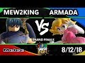 Download Lagu SSC 2018 SSBM - [A] | Armada (Peach) Vs. FOX MVG | Mew2King (Marth) - Smash Melee Grand Finals Mp3 Free