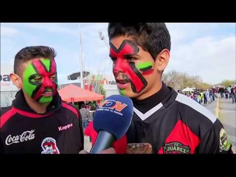 """Color final de Ascenso FC Juárez vs. Atlante (5-Dic-2015) TDN """"El Pibe"""" Rubén Zamora - Barra El Kartel - FC Juárez"""