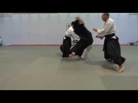Nakamura Shihan 2 attackers