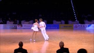 Emma Jonsson & Jimmy Jarvekvist - World Dance Sport Games 2013