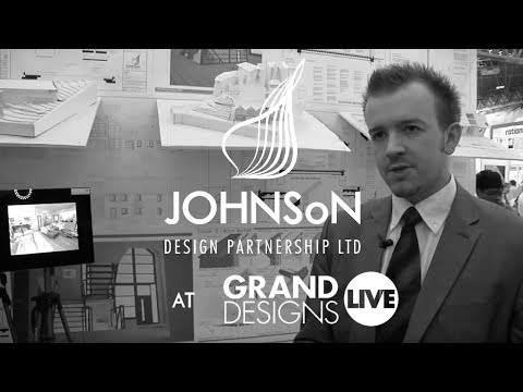Johnson Design Partnership at Grand Designs Live