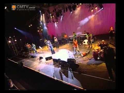 La Mona Jiménez video Por lo que yo te quiero - San Pedro Rock II 2004