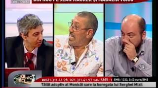 Serghei Mizil si Florian Bichir in razboi cu Madalin Voicu si Jean Maurer 1