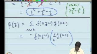 Mod-08 Lec-21 Generalized Distributive Law