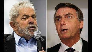 """Brasil: Política* Lula diz que Bolsonaro não tem chance.* Temer: """"população compreenderá aumento de impostos""""* Brasil assume presidência temporária do Mercosul"""